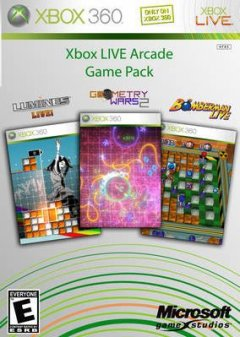 Xbox Live Arcade Game Pack