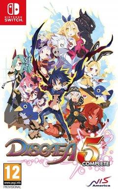 Disgaea 5: Complete (EU)