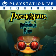 Psychonauts In The Rhombus Of Ruin (EU)