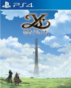 Ys Origin (US)