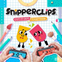 Snipperclips: Cut It Out, Together! (EU)