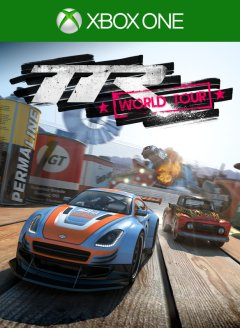 Table Top Racing: World Tour (US)