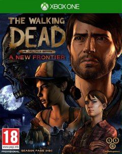 Walking Dead, The: A New Frontier: Season Pass Disc (EU)