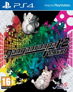 DanganRonpa 1/2 Reload (EU)