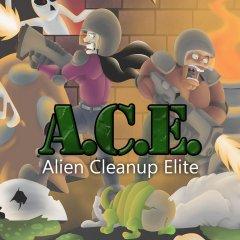 A.C.E.: Alien Cleanup Elite (EU)
