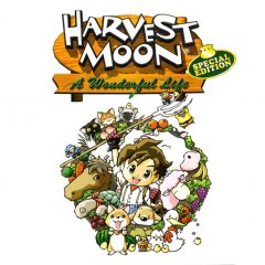 Harvest Moon: A Wonderful Life: Special Edition (EU)