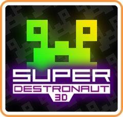 Super Destronaut 3D (US)