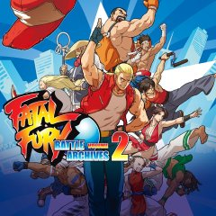 Fatal Fury: Battle Archives: Volume 2 (EU)