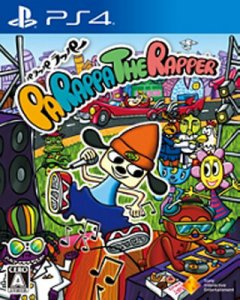 PaRappa The Rapper Remastered (JAP)