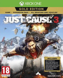 Just Cause 3: Gold Edition (EU)