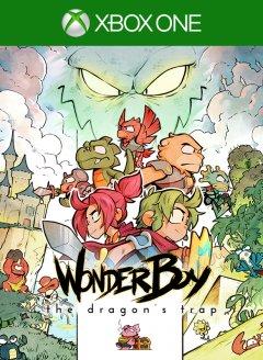 Wonder Boy: The Dragon's Trap (US)