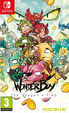 Wonder Boy: The Dragon's Trap (EU)