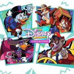 Disney Afternoon Collection, The (EU)