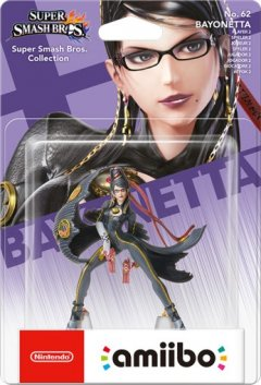 Bayonetta (Player 2): Super Smash Bros. Collection (EU)