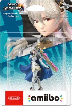 Corrin (Player 2): Super Smash Bros. Collection (EU)