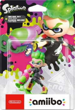 Inkling Boy: Splatoon Collection (Neon Green) (EU)