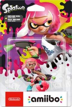 Inkling Girl: Splatoon Collection (Neon Pink) (EU)