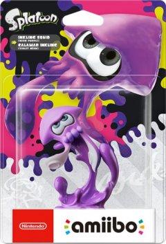 Inkling Squid: Splatoon Collection (Neon Purple) (EU)