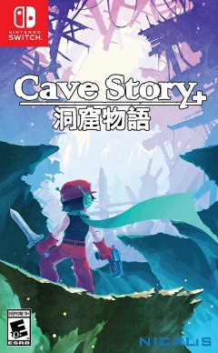 Cave Story+ (US)