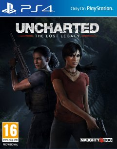 Uncharted: The Lost Legacy (EU)