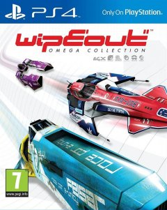 Wipeout: Omega Collection (EU)