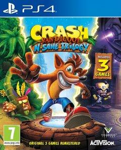 Crash Bandicoot: N. Sane Trilogy (EU)
