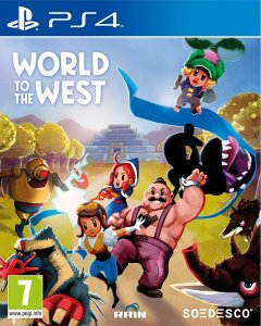 World To The West (EU)