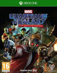 Guardians Of The Galaxy: Season Pass Disc (EU)