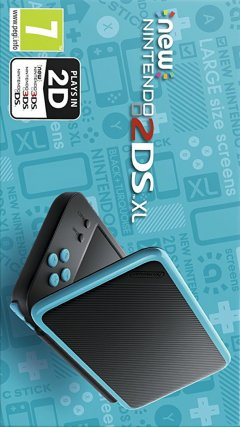 New Nintendo 2DS XL (EU)