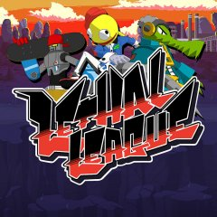 Lethal League (EU)