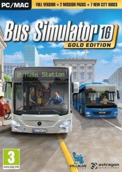 Bus Simulator 16: Gold Edition (EU)