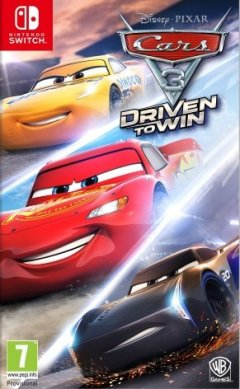 Cars 3: Driven To Win (EU)
