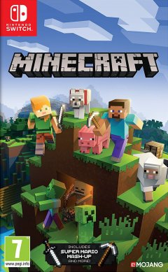 Minecraft: Nintendo Switch Edition (EU)