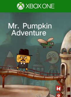 Mr. Pumpkin Adventure (US)