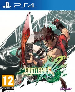 Guilty Gear Xrd: Rev 2 (EU)