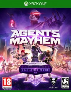 Agents Of Mayhem (EU)