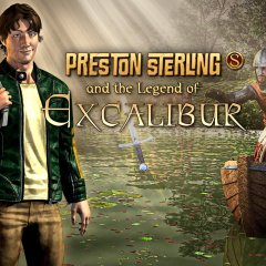 Preston Sterling And The Legend Of Excalibur (EU)