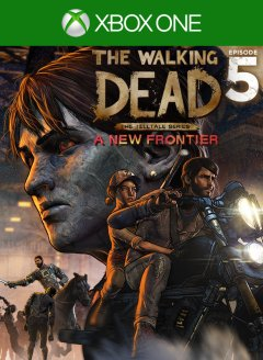 Walking Dead, The: A New Frontier: Episode 5: From The Gallows (US)