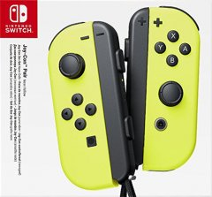 Joy-Con Pair [Neon Yellow] (EU)