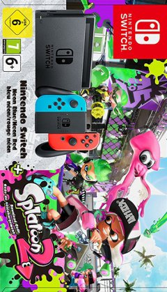 Switch [Splatoon 2 Bundle] (EU)