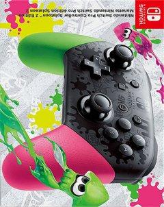 Switch Pro Controller [Splatoon 2 Edition] (EU)