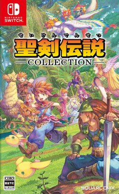 Collection Of Mana (JAP)
