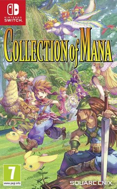 Collection Of Mana (EU)
