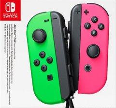 Joy-Con Pair [Neon Green / Neon Pink] (EU)