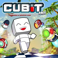 Cubit: The Hardcore Platformer Robot HD (EU)
