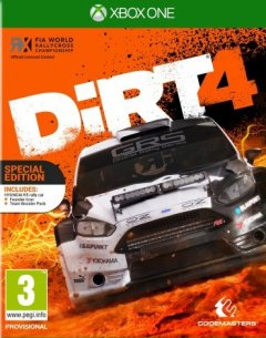 Dirt 4 [Special Edition] (EU)