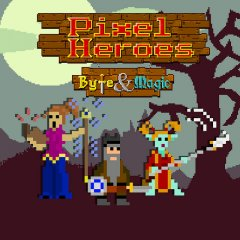 Pixel Heroes: Byte & Magic (EU)