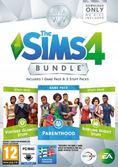 Sims 4, The: Bundle Pack 9 (EU)