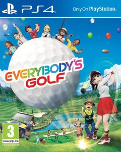 Everybody's Golf (2017) (EU)