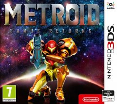 Metroid: Samus Returns (EU)